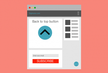 How to Create Custom Scroll Back to Top Button for Genesis Theme