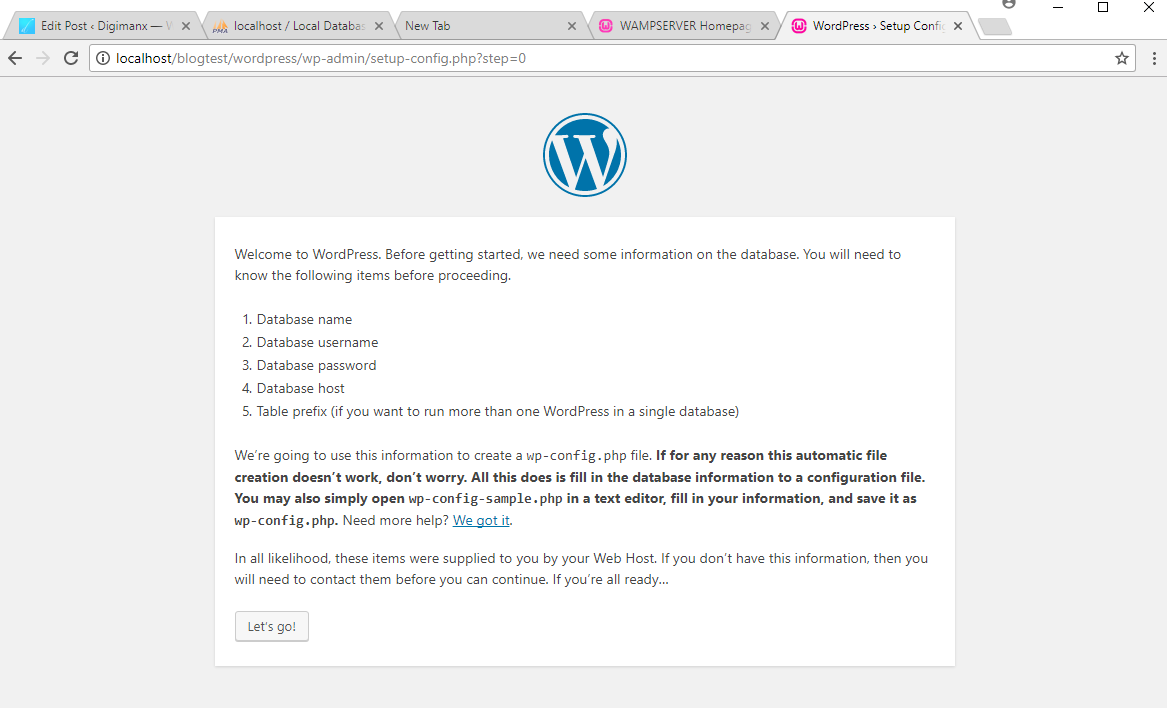 Belajar WordPress