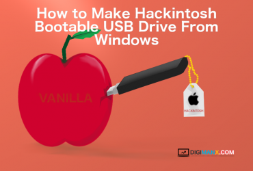 How to Make Hackintosh Bootable USB Drive From Windows