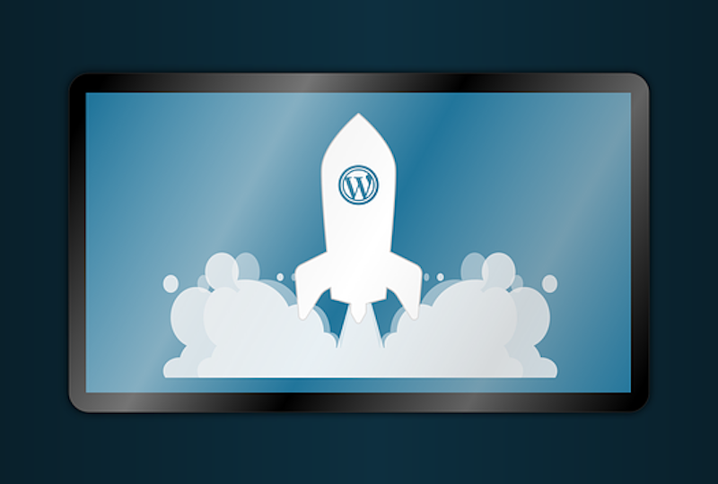 Start blog with WordPress