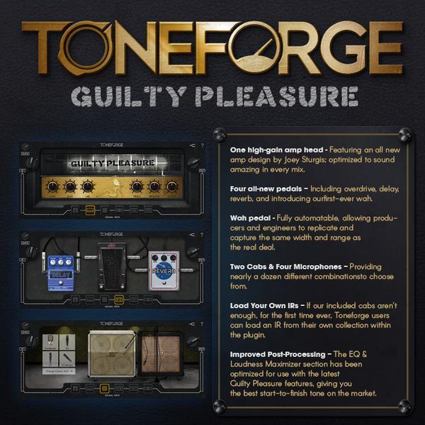 Toneforge Guilty Pleasure