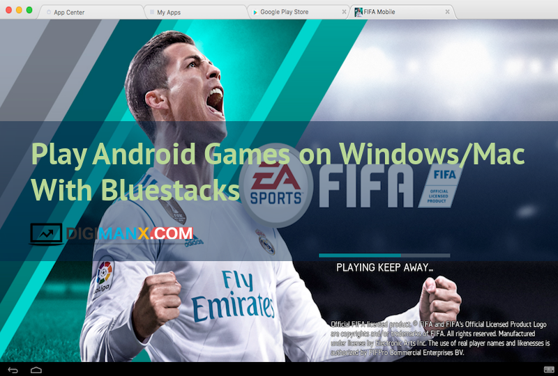Play Android Games on Windows and Mac With Bluestacks
