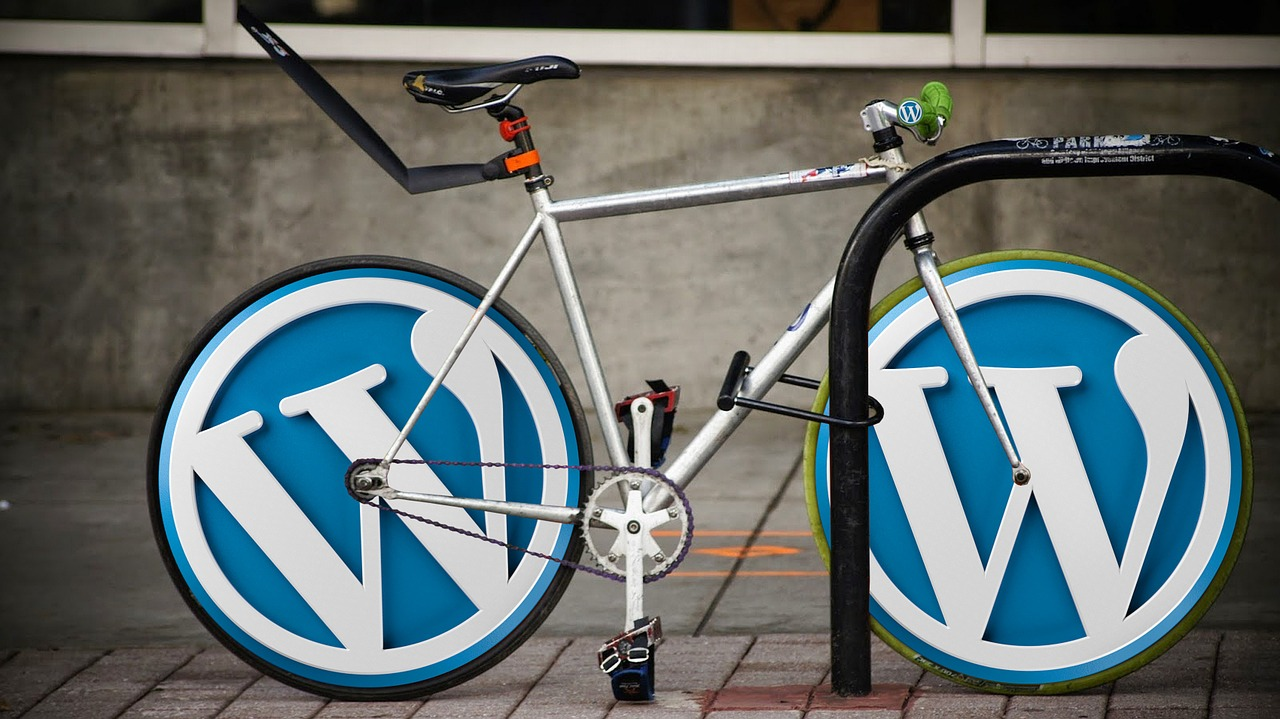 Wordpress-bycicle