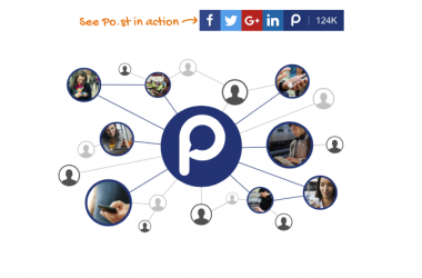 Free Social Share Buttons & Automatic Twitter URL Shortener for WordPress Blog