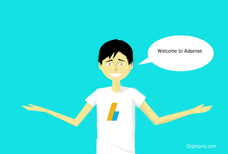Get Approve by Adsense
