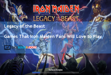 Legacy of the Beast Games That Iron Maiden Fans Will Love to Play