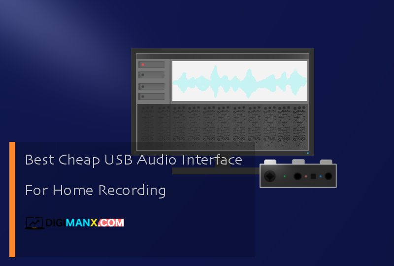 Cheap Audio Interface