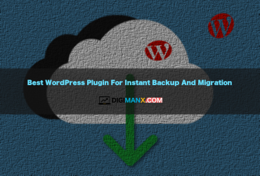 WordPress Plugin For Instant Backup