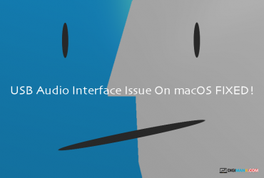 USB Audio Interface Issue On macOS FIXED!