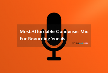 Most Affordable Condenser Mic For Recording Vocals