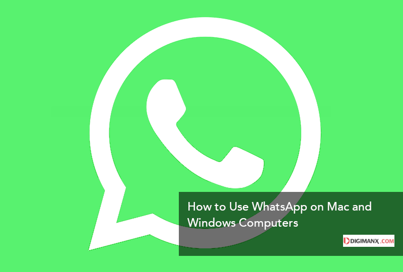 Use WhatsApp on Computers