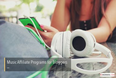 Music Affiliate Programs for Bloggers