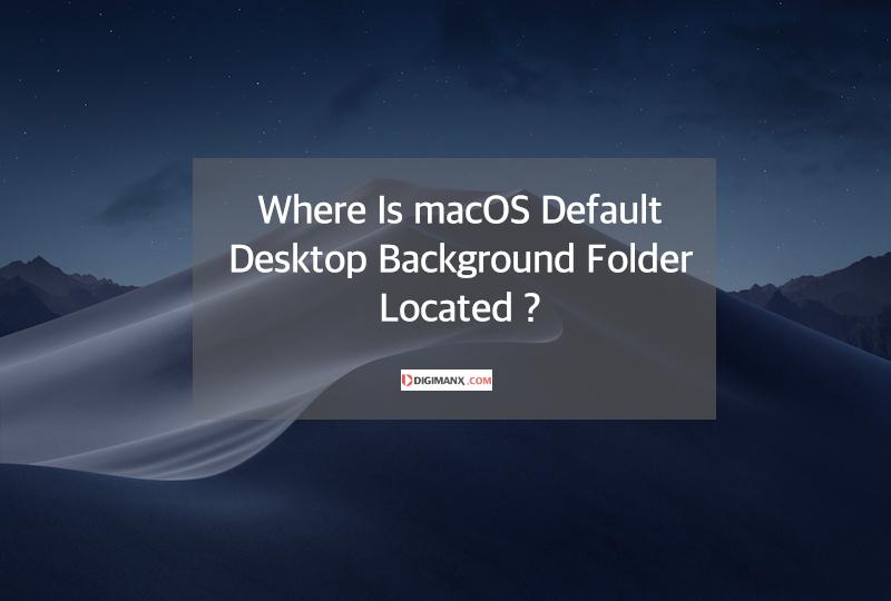 macOS wallpaper
