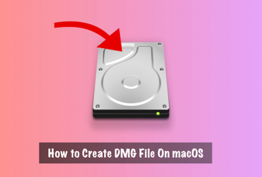 Create DMG File On macOS