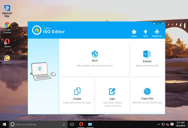 ISO Editor