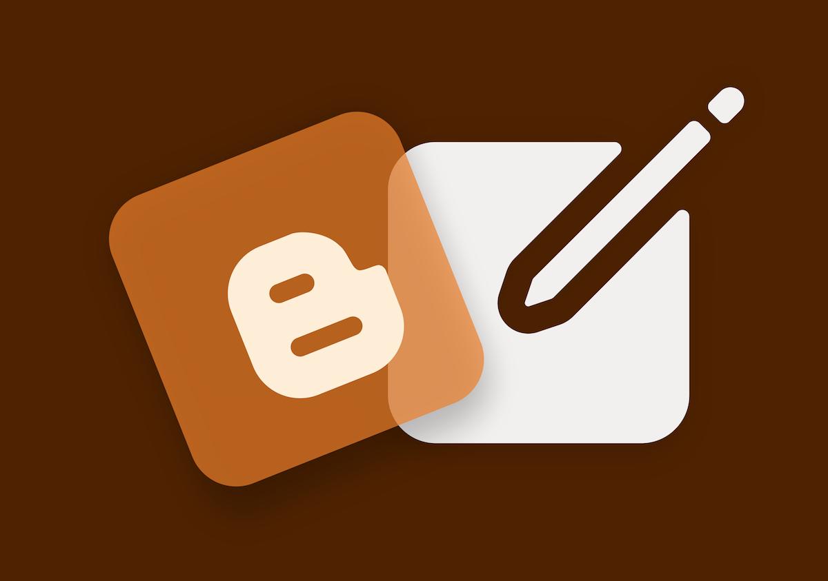 Blogger Post Editor